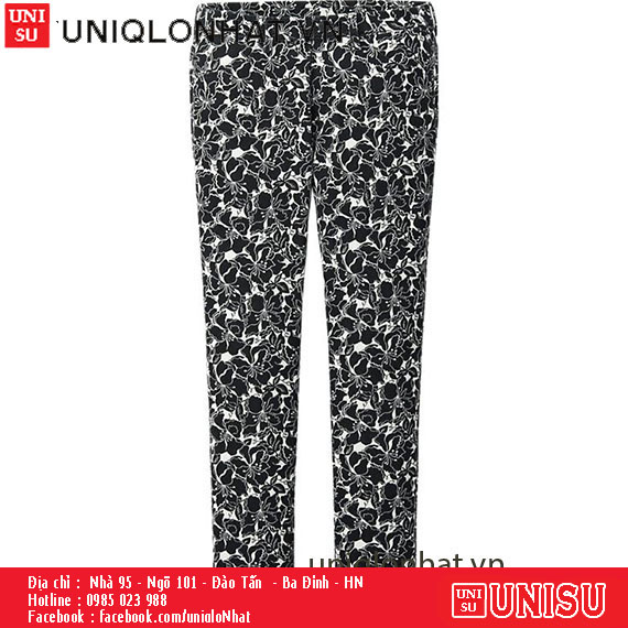 Quần legging Uniqlo 14
