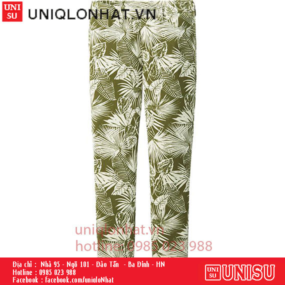 Quần legging Uniqlo 20
